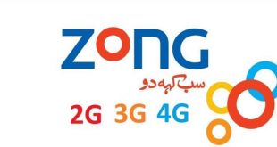Enjoy Free Internet with ZONG
