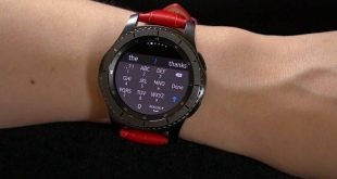 Introduction to Samsung Smart Watch Gear S2