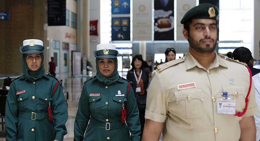 Dubai Security Jobs