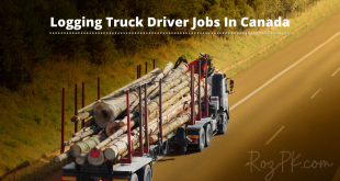 Logging Truck Driver Jobs In Canada