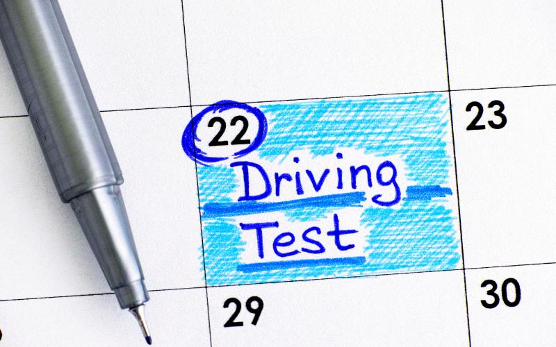 Driving Test in Pakistan